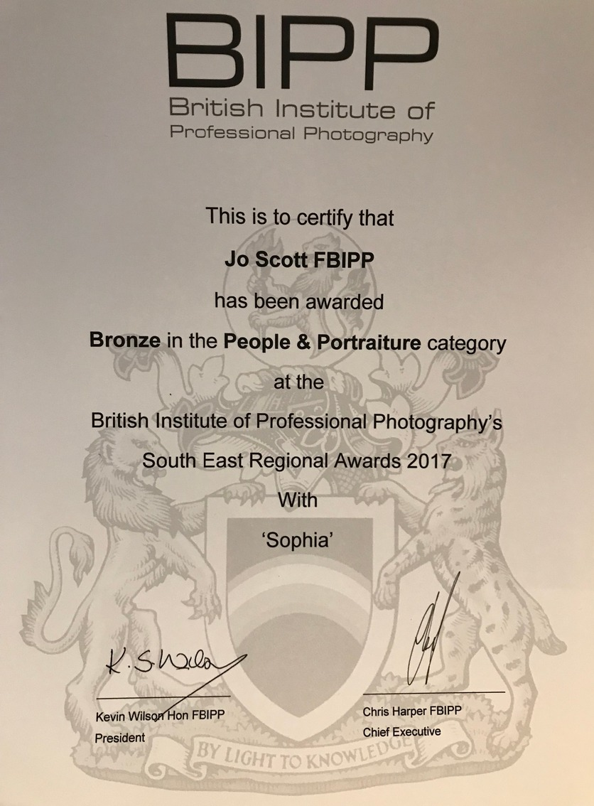 BIPP photography award